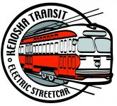 Kenosha Streetcar logo