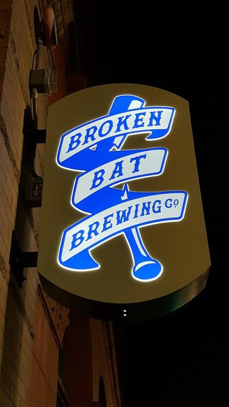 Broken Bat Brewing, Milwaukee