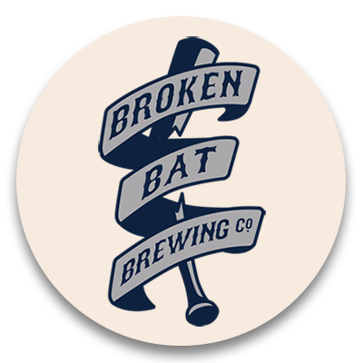Broken Bat Brewery logo