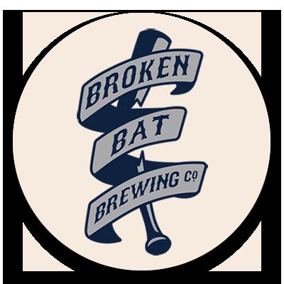 Broken Bat Brewery logo