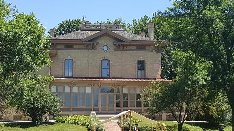 Villa Louis National Historic Landmark