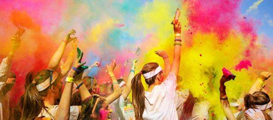 Wisconsin Weekend: The Color Run Racine
