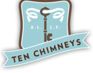 Ten Chimneys logo