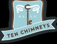 Ten Chimneys logo