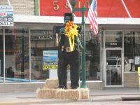 Delavan Scarecrow Fest - Frank