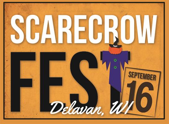 Delavan Scarecrow Fest