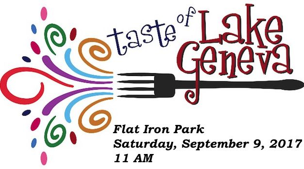Taste of Lake Geneva logo