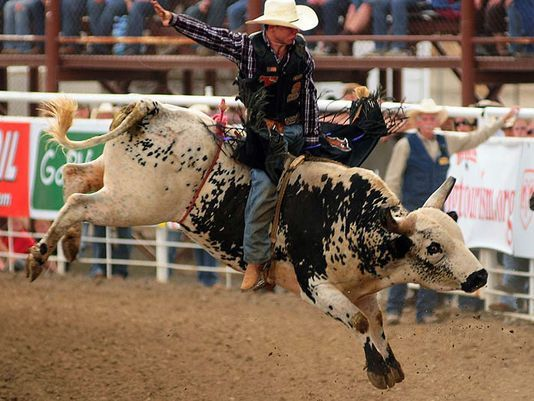 Central Bull Riders Association National Finals (Photo courtesy of the Central Bull Riders Association)