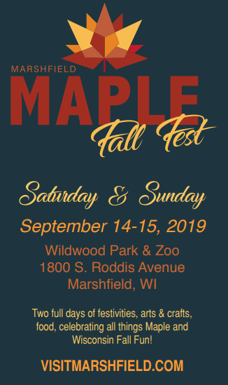 Marshfield Maple Fall Fest