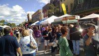 Oconomowoc Fall Festival on Wisconsin Avenue
