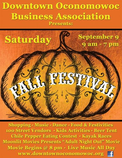 Oconomowoc Fall Festival
