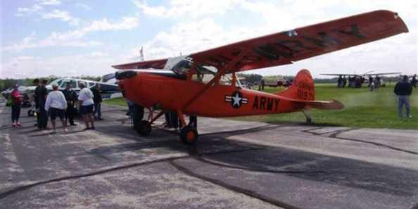 Oconto EAA Warbirds Fly-In