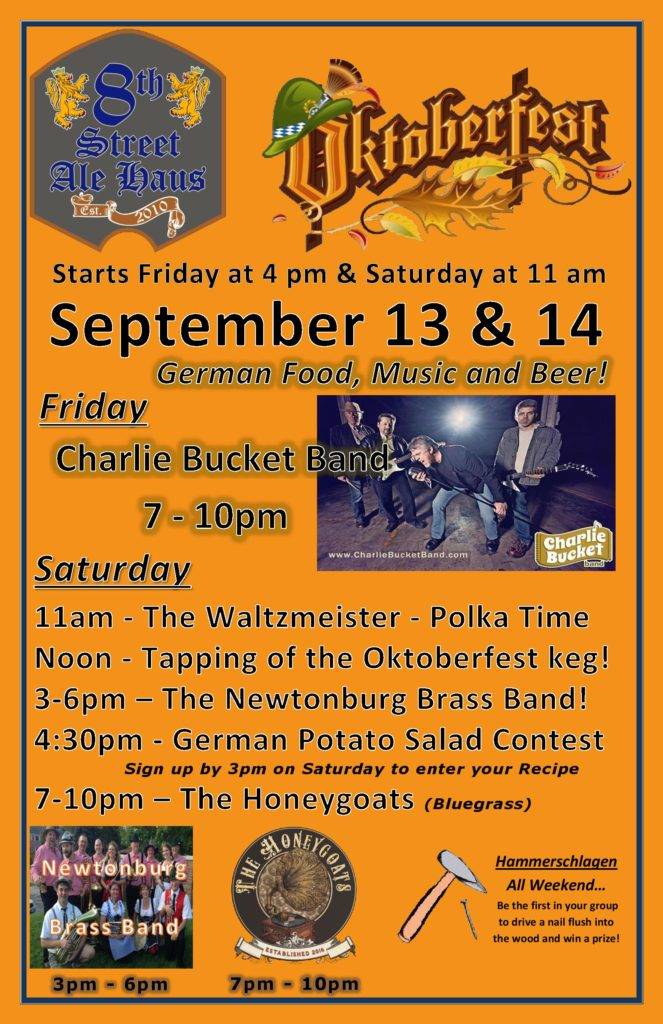 8th Street Ale Haus Oktoberfest, Sheboygan