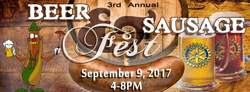 Tomah Beer & Sausage Festival 2017
