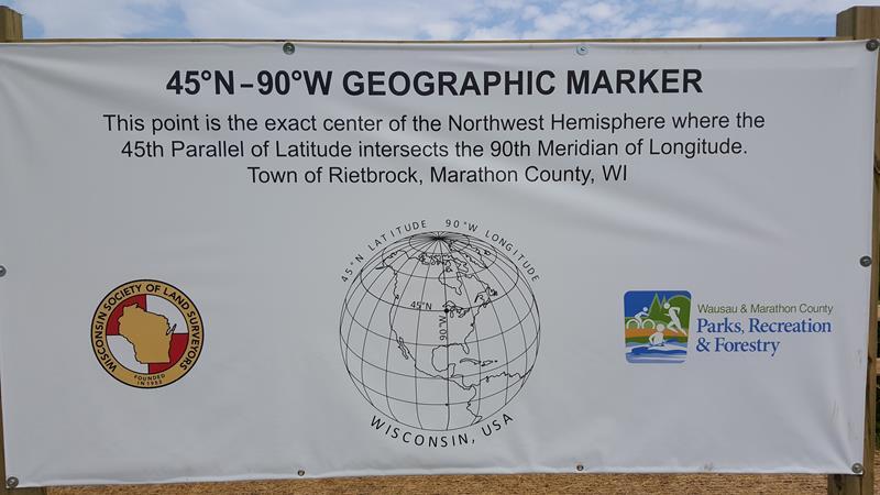 45x90 center sign