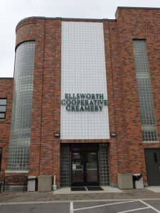 Ellsworth Cooperative Creamery building