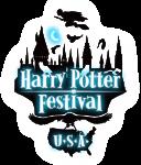 Harry Potter Festival Logo