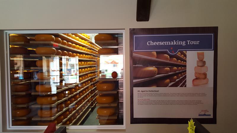 Marieke Gouda Cheese Factory
