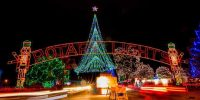 La Crosse Rotary Holiday Lights