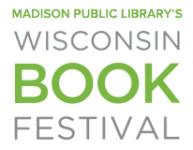Wisconsin Book Festival logo