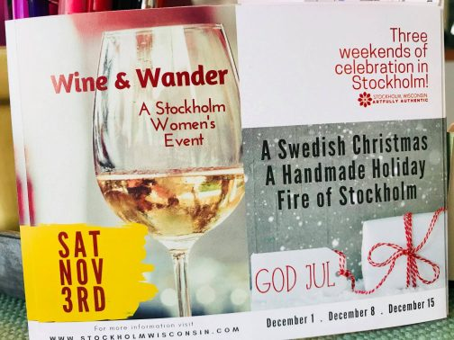 Wine and Wander, Stockholm