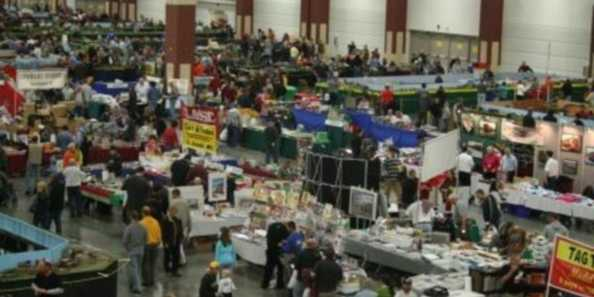 Trainfest at Wisconsin State Fair Expo Center