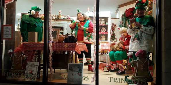Downtown Reedsburg Living Windows