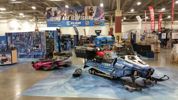 Ice fishing and winter sports show december 8 10 2017 for Ice fishing show