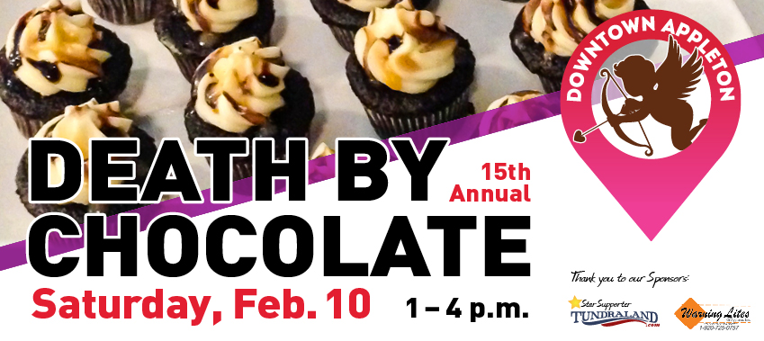 Downtown Appleton Death By Chocolate Event