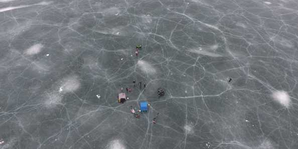 Burlington Off the Hook Ice Fishing Derby