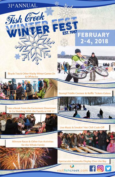 Fish Creek Winter Festival