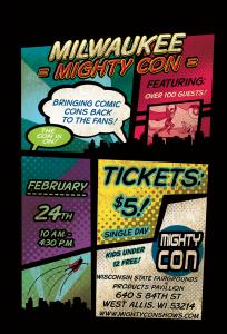 Milwaukee Comic Con