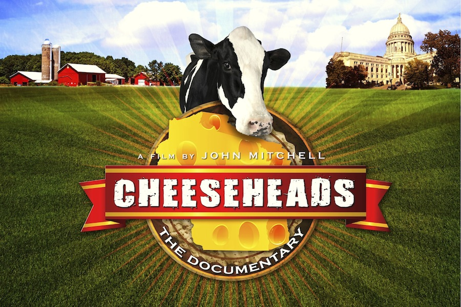 Cheeseheads cover