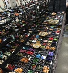 Wisconsin Weekend: Madison Art Bead & Glass Show