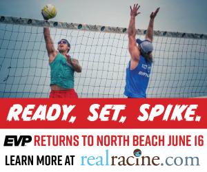 Racine EVP Volleyball