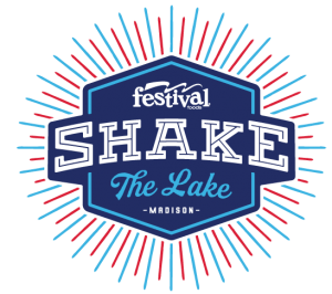 Madison's Shake the Lake logo