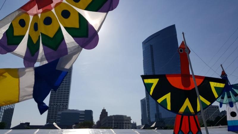 Wisconsin Weekend: Lakefront Festival of Art in Milwaukee