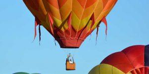 Monroe Balloon Rally, Wisconsin Weekend