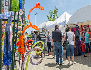 Monument Square Art Festival in Racine