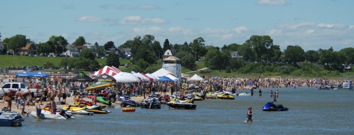 Pro Watercross Tour, Racine