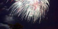 Sauk City Fire on the River Fireworks
