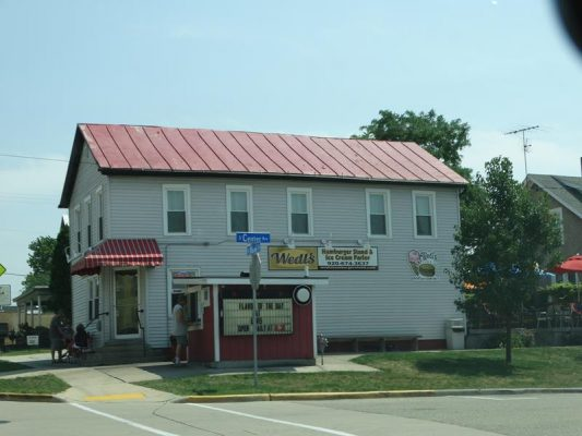 Wedl's Hamburgers & Ice Cream Parlor, Jefferson