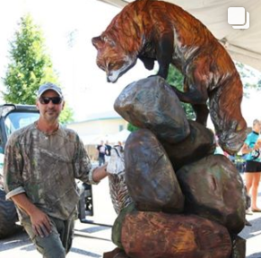 Lake Superior Chainsaw Carving Championships