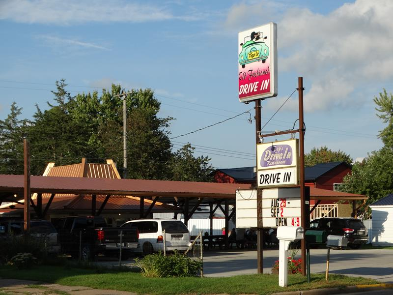 Wisconsin Drive-Ins: Gup's in Augusta