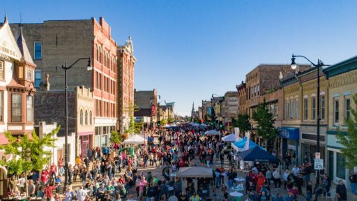 Wisconsin Weekend: Party on the Pavement, Racine