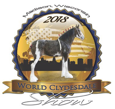 World Clydesdale Show 2018, Madison
