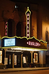 Milwaukee Film Avalon Theater