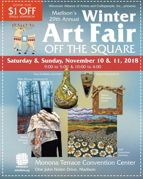 Art Fair off the Square, Madison