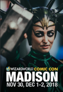 Wizard World Comic Con Madison