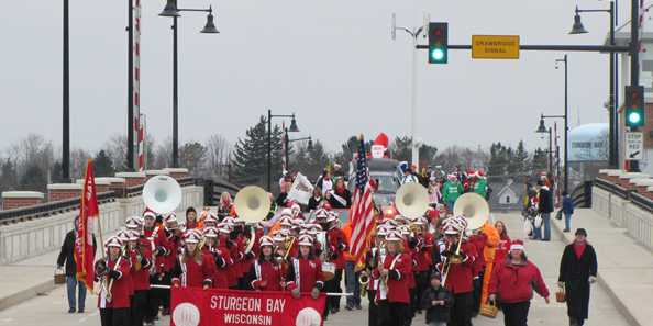 Christmas by the Bay, Sturgeon Bay
